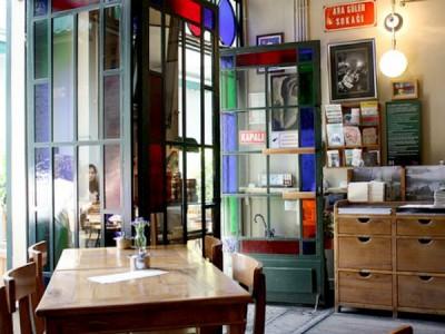 Kafe Ara Istanbul