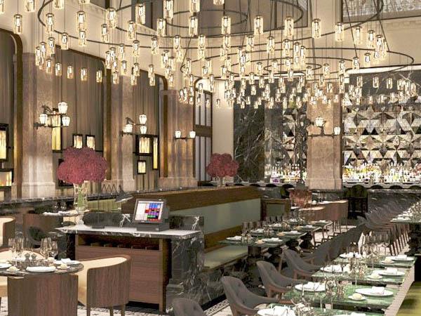 hotelrestaurants in amsterdam