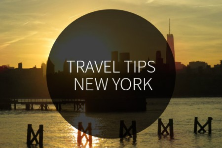 Travel tips New York