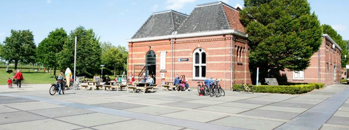 Wester Wijnfabriek Amsterdam