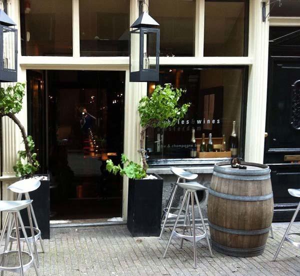 wijnbars in amsterdam
