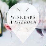 wine bars in amsterdam