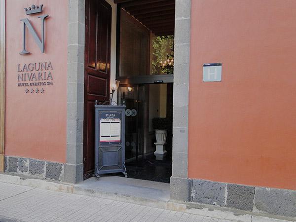 Hotel Nivaria-San cristobal de la Laguna-Tenerife