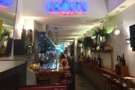 Bar Cañete Barcelona Tapas