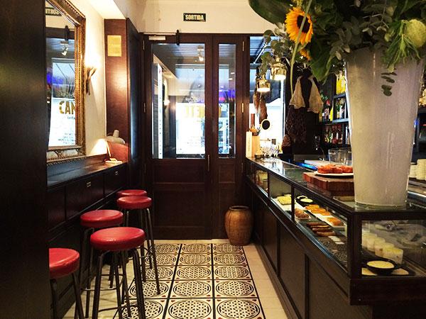 Bar Cañete el Raval Barcelona spanish tapas