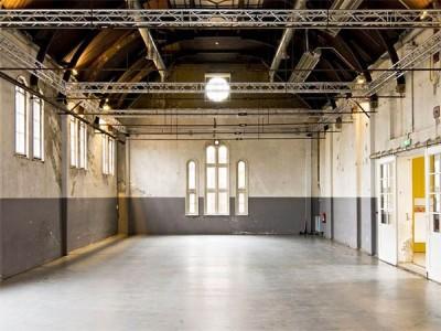 Machinegebouw in Amsterdam