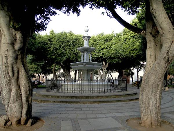 Plaza del Adelantado-la laguna-Tenerife
