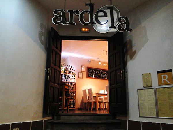 Ardeola Restaurant-Garachico-Tenerife
