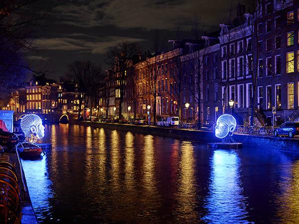 Amsterdam Light Festival 2015 Gt Gt November 28 January 17