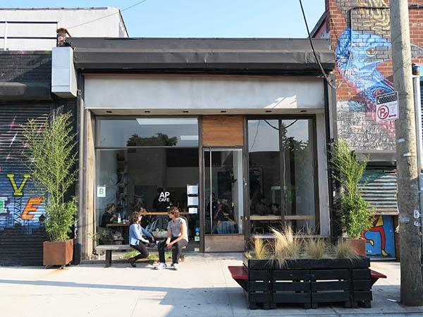 Ap Cafe New York