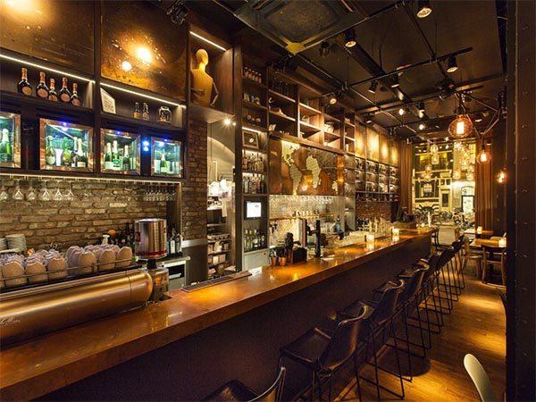 Bar Jackson Dubois Amsterdam