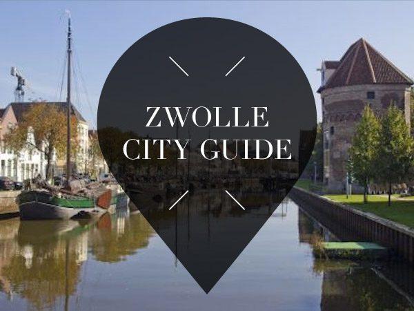 Hotspots In Zwolle Gt Gt Zwolle City Guide Gt Gt