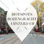 hotspots rozengracht amsterdam