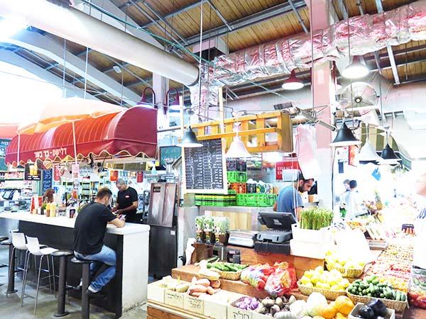 Kitchen Market Tel Aviv