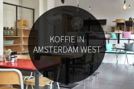 Koffie in Amsterdam West