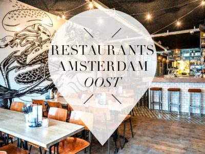 restaurants amsterdam oost pointer