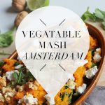 Vegetable mash in Amsterdam