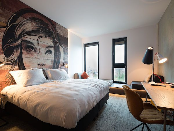 Hotel jaz in the city amsterdam nederland your for Design hotel jaz in the city