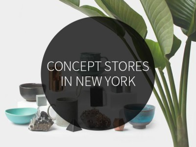Concept Stores in New York