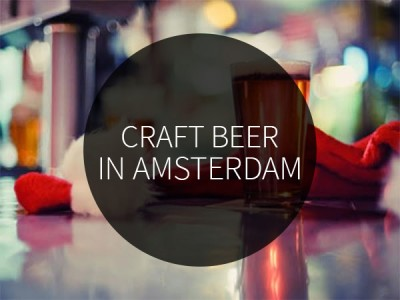 craft beer in amsterdam