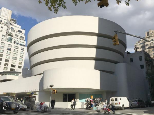 Musea New York - Guggenheim
