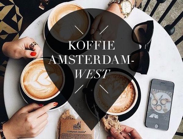 koffie in amsterdam west