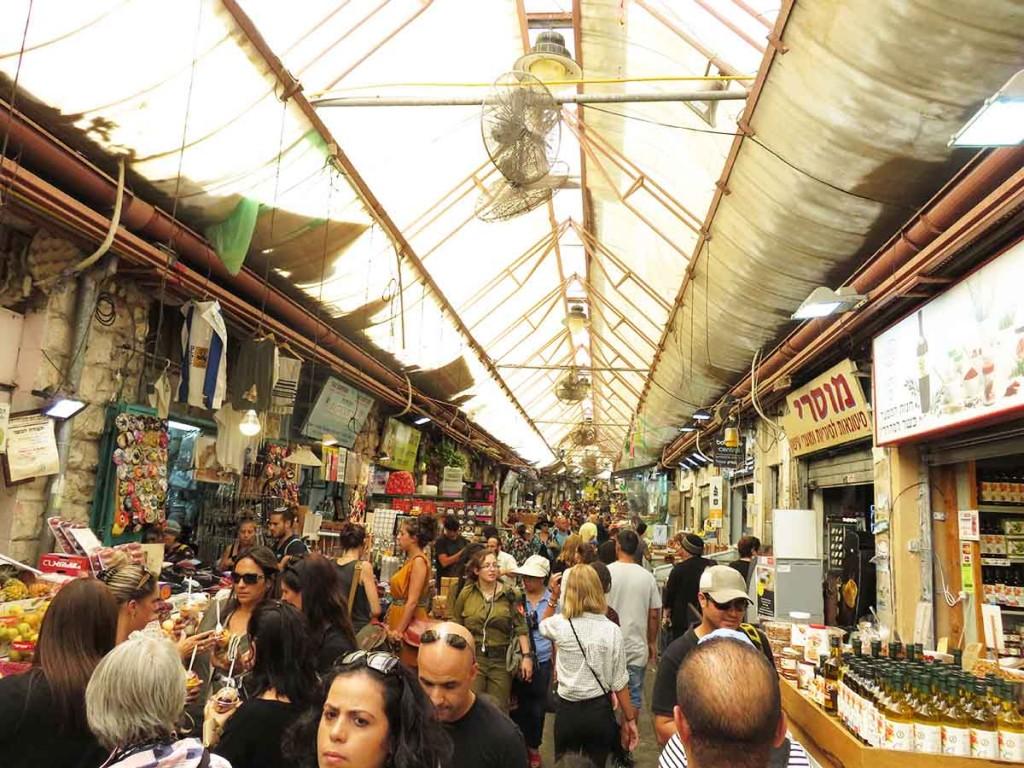 Machne Yehuda Market Jeruzalem