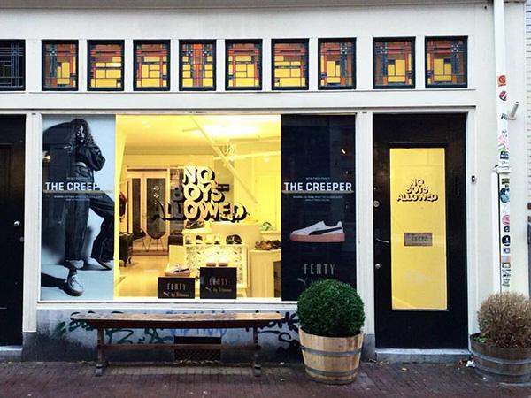 sneakerwinkels amsterdam