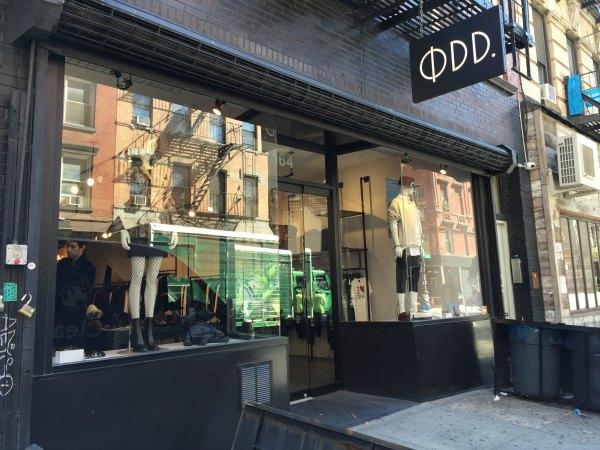 ODD New York