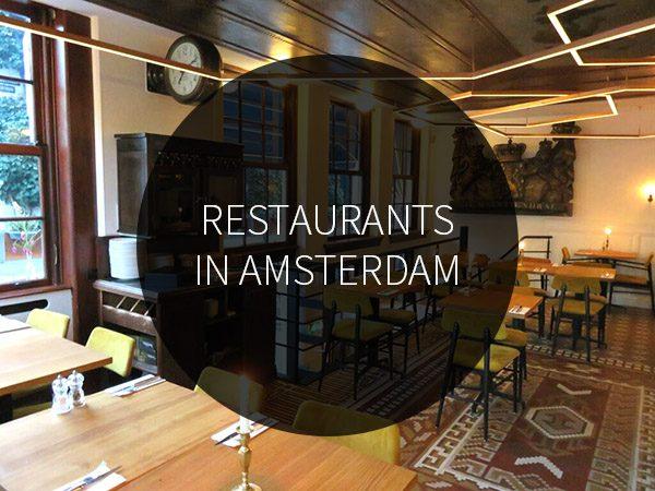 top restaurants in amsterdam