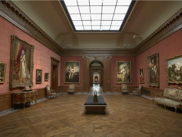Musea New York - The Frick Collection
