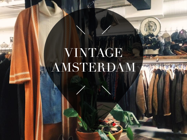 vintage in amsterdam
