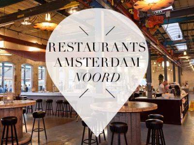 restaurants amsterdam noord pointer