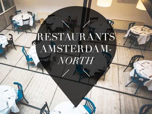 restaurants in amsterdam north