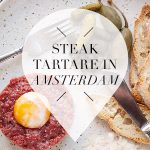 steak tartare in amsterdam
