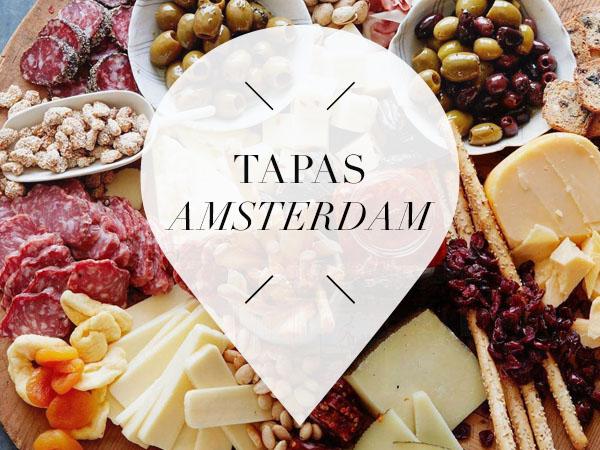 tapas bars in amsterdam