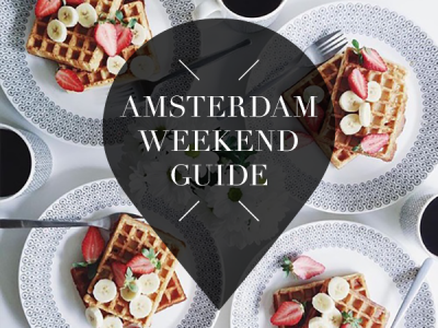 Amsterdam Weekend Guide februari 12, 13, 14