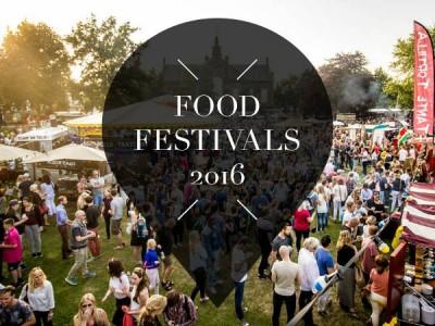 food festivals 2016
