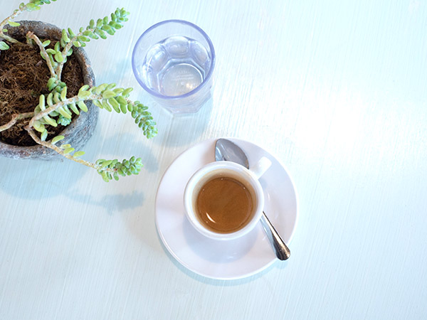 Koffiebars in New York