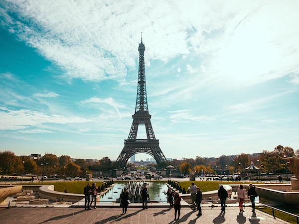 Parijs Foodora 8