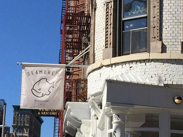 Seamore's New York