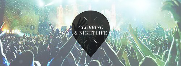 TEMPLATE WEEKEND GUIDE CLUBBING