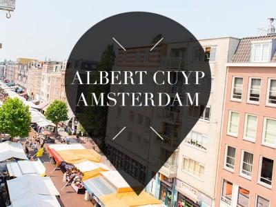 Albert Cuyp Amsterdam