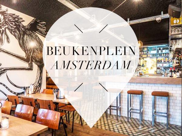 beukenplein in amsterdam