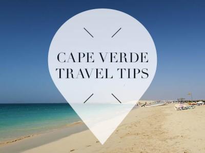 Cape verde travel tips