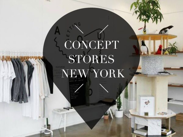 concept stores new york