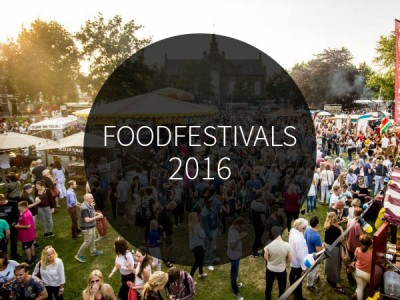 Foodfestivals 2016