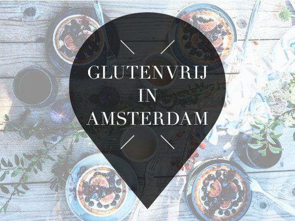glutenvrij in Amsterdam