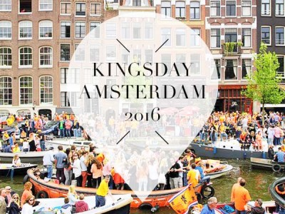 Kingsday Amsterdam 2016