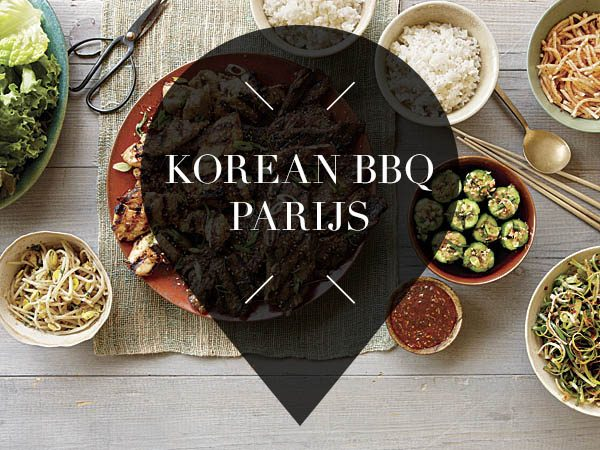 Korean BBQ Parijs